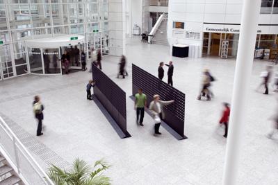 Flow5.0 City Hall The Hague Daan Roosegaarde