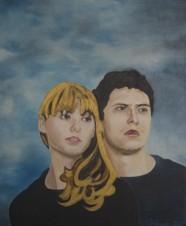 Portret Sarah & Charles