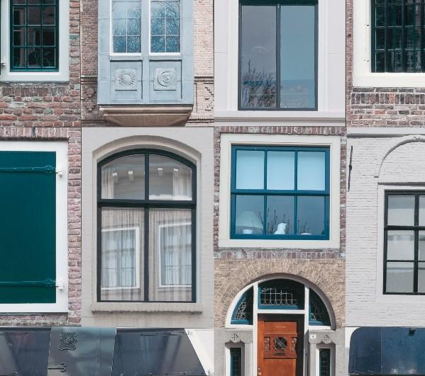 Facade Droomhuis