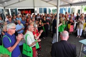 Opening Façade 2012 | Foto: Anne Breel